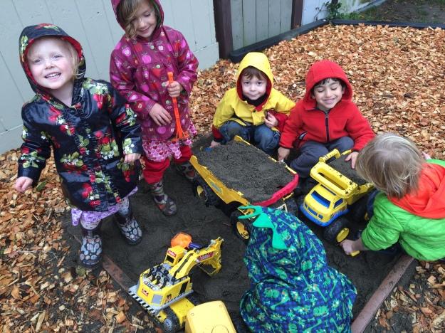 Broadview Co Op Preschool Seattle