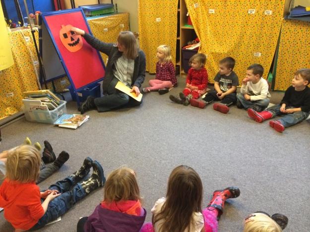 Teacher Ricci Broadview CoOp Preschool