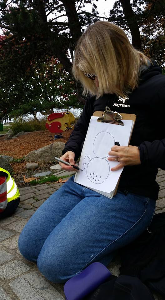 Julie Tubbs Luthy naturalist broadview coop seattle