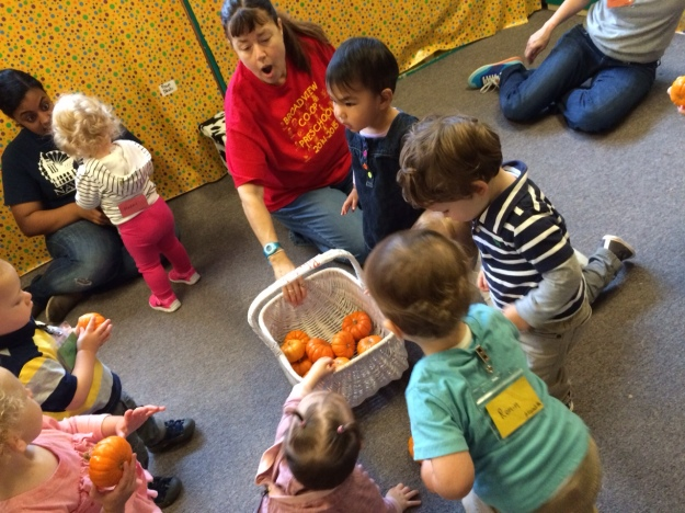 Toddler Co-Op Preschool in Broadview Seattle with Teacher Charlotte