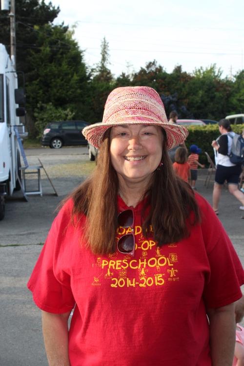 Teacher Charlotte Broadview CoOp Preschool Spring Carnival